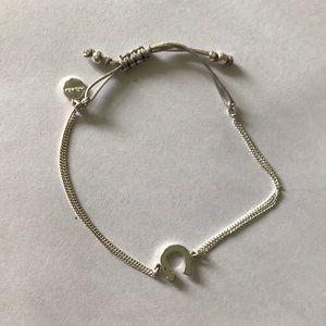 Stella and Dot horseshoe bracelet
